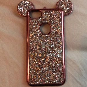 Accessories - iPhone 7/8 case. Mickey Mouse!